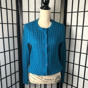 L.L. Bean Sweaters - EUC L.L. Bean button long sleeve sweater